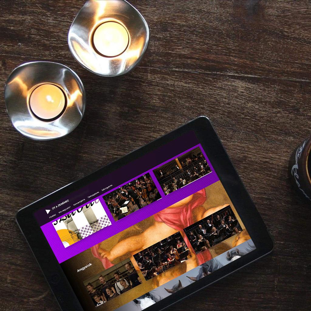 Megnyitott az Óbudai Danubia Zenekar online koncertterme – fél évig ingyenes!